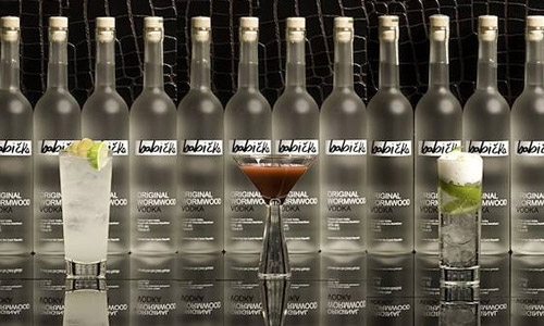 Babicka – Original Wormwood Vodka