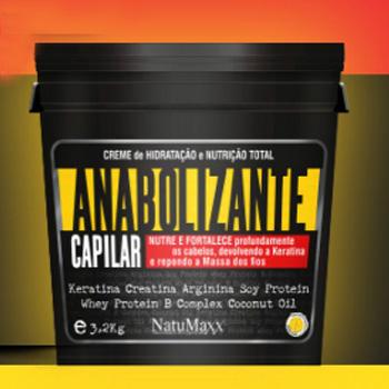 Anabolizante Capilar
